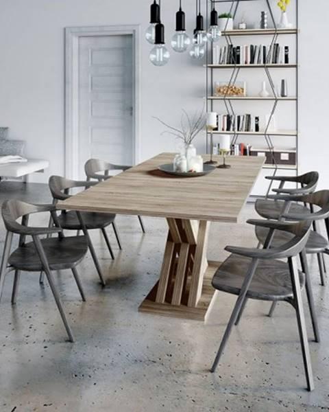 OKAY nábytok Jedálenský stôl rozkladací Ettore