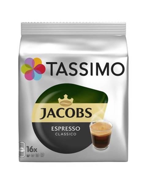 Tassimo Kapsule Tassimo Jacobs Espresso, 16 ks