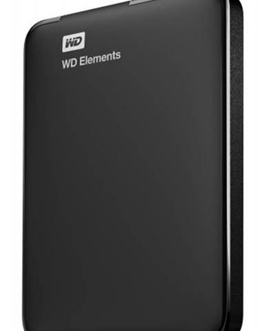 """HDD 2.5"""" WD Elements Portable 2TB USB"""