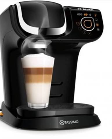 Kapsulový kávovar Tassimo My Way 2 TAS6502