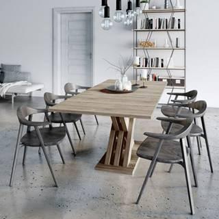 Jedálenský stôl rozkladací Ettore