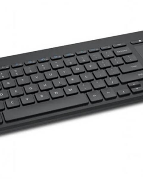 Microsoft Microsoft All-in-One Media Keyboard USB CZ, čierna