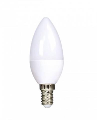 LED žiarovka Ecolux WZ4313, E14, 6W, sviečka, teplá biela, 3ks
