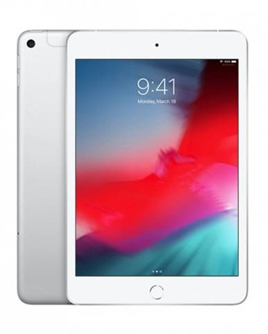 Apple iPad mini Wi-Fi + Cellular 256GB - Silver, MUXD2FD/A