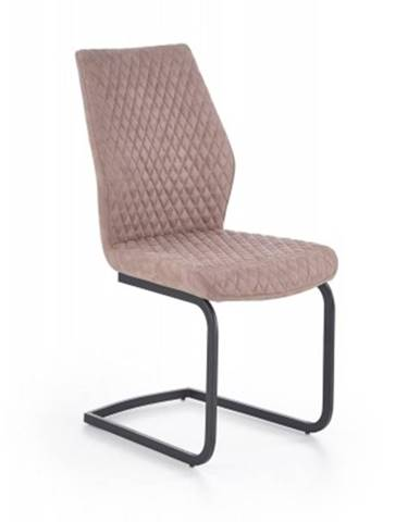 Jedálenská stolička Cachira béžová
