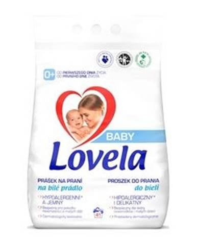 Prací prášok Lovela A000013418, biele prádlo, 4,1 kg