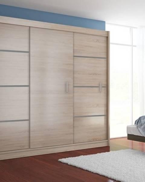 OKAY nábytok Multi - Skriňa 250/215/61