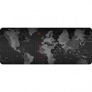 Podložka WG pod klávesnicu a myš, mapa sveta, 750x300mm