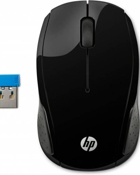 HP Bezdrôtová myš HP 200