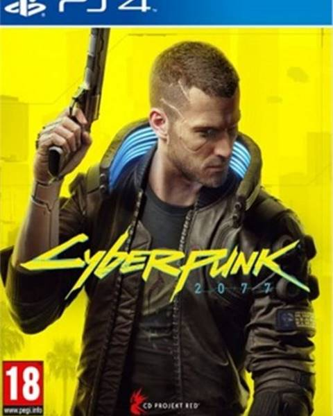 AT Computers PS4 hra - Cyberpunk 2077