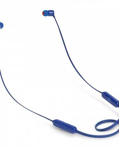 Bezdrôtové slúchadlá JBL T110BT, modré