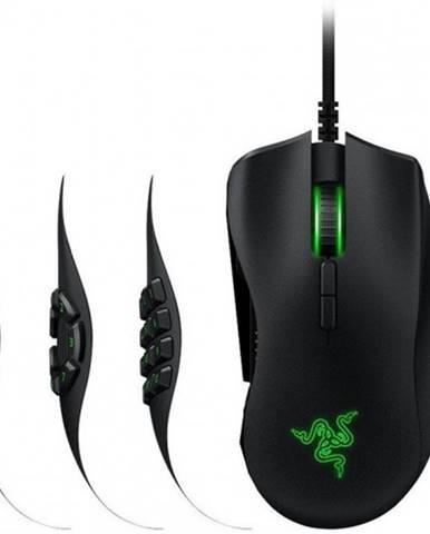 Drôtová herná myš Razer Naga Trinity, 16 000 dpi, čierna