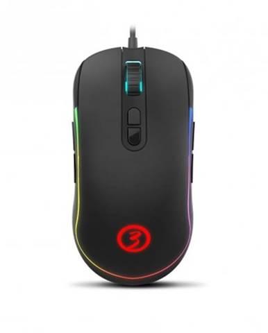 Herná myš OZONE Neon X20, čierna