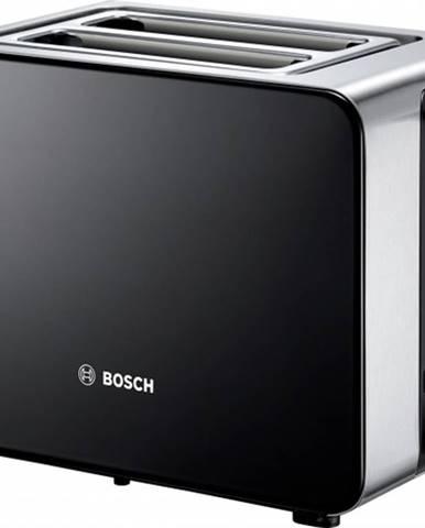 Topinkovač BOSCH TAT7203, černý/nerezový