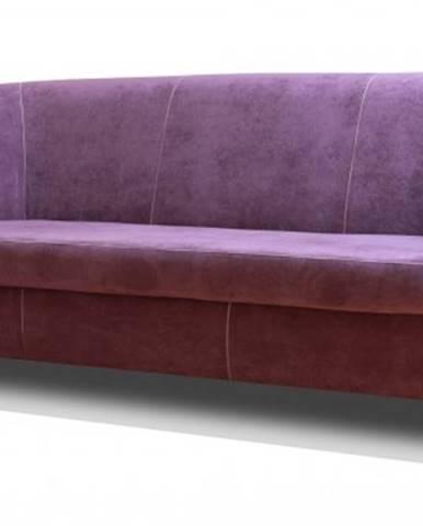 Trojsedačka Lira fialová