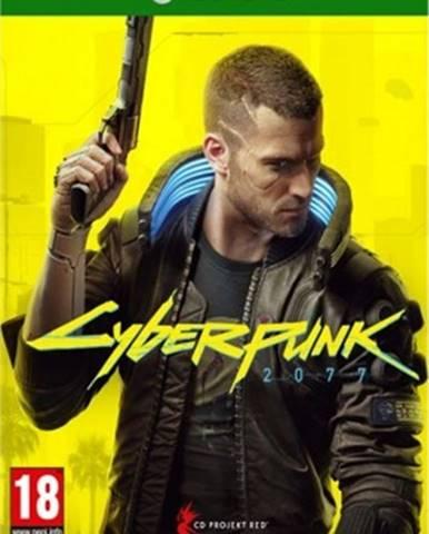 XBOX hra - Cyberpunk 2077