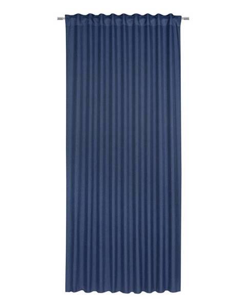Möbelix Hotový Záves Andi, 140/245cm, Modrá
