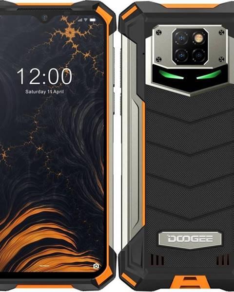 Doogee Mobilný telefón Doogee S88 PRO oranžový