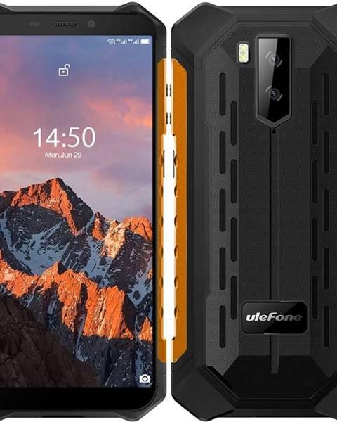 UleFone Mobilný telefón UleFone Armor X5 PRO oranžový