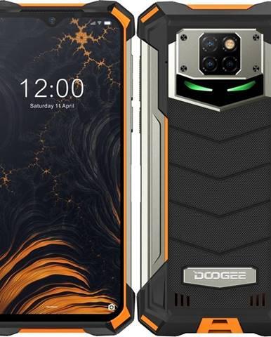 Mobilný telefón Doogee S88 PRO oranžový