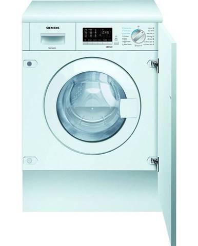 Práčka so sušičkou Siemens iQ500 Wk14d542eu biela