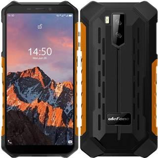 Mobilný telefón UleFone Armor X5 PRO oranžový