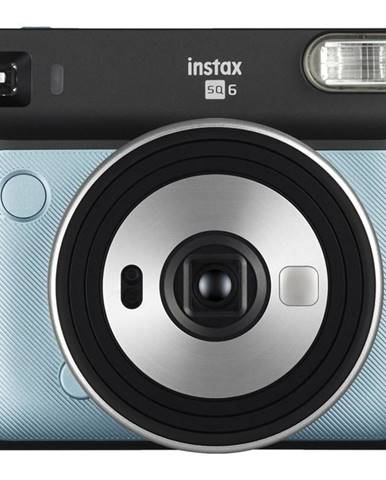 Digitálny fotoaparát Fujifilm Instax Square SQ 6 čierny/modr