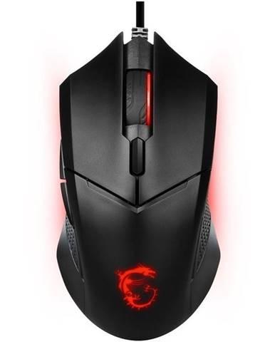 Myš  MSI Clutch GM08 čierna