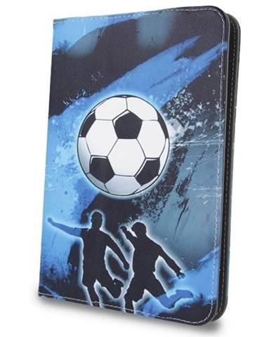 """Púzdro na tablet flipové GreenGo Football na tablet 9-10"""""""