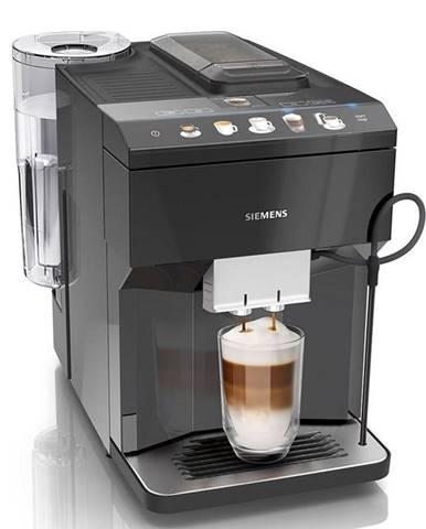Espresso Siemens TP503R09 čierne