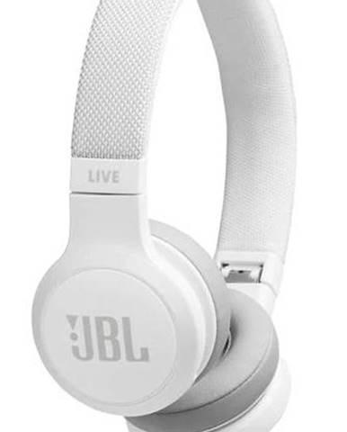 Slúchadlá JBL Live 400BT biela