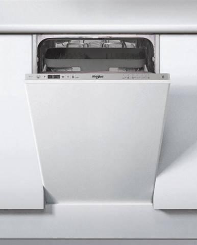 Umývačka riadu Whirlpool Wsic 3M27 C strieborn