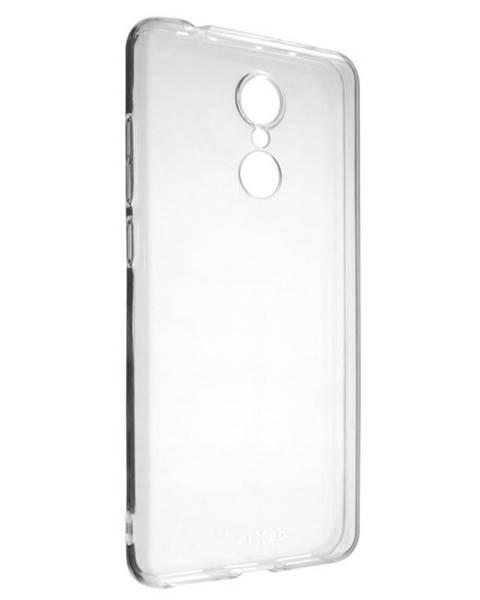 FIXED Kryt na mobil Fixed Skin na Xiaomi Redmi 5 Global priehľadný