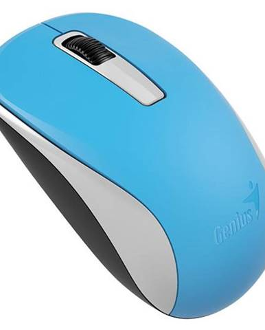 Myš  Genius NX-7005 modrá / BlueTrack / 3 tlačítka / 1200dpi