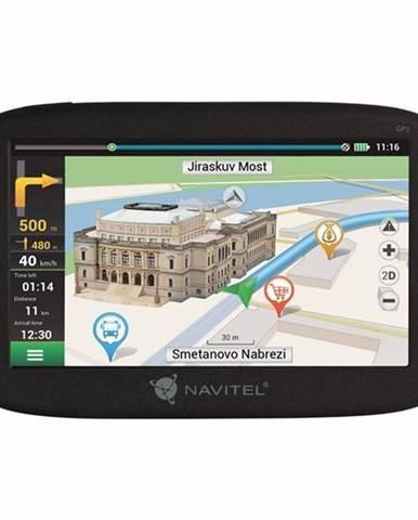 Navigačný systém GPS Navitel MS400 čierna