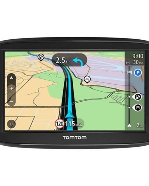 Tomtom Navigačný systém GPS Tomtom Start 62 Europe čierna