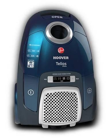 Podlahový vysávač Hoover Telios Extra Tx60pet011 modrý/zelen