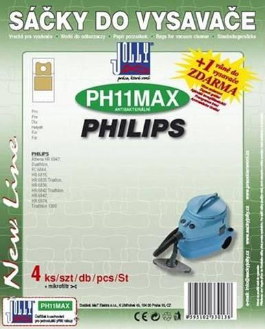 Sáčky pre vysávače Jolly MAX PH 11