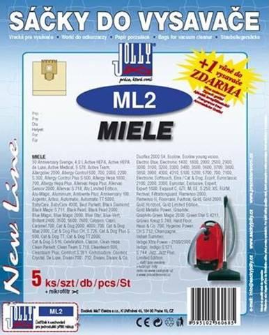 Sáčky pre vysávače Jolly ML 2