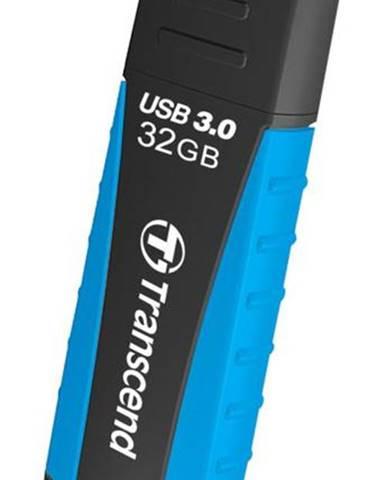 USB flash disk Transcend JetFlash 810 32GB modrý