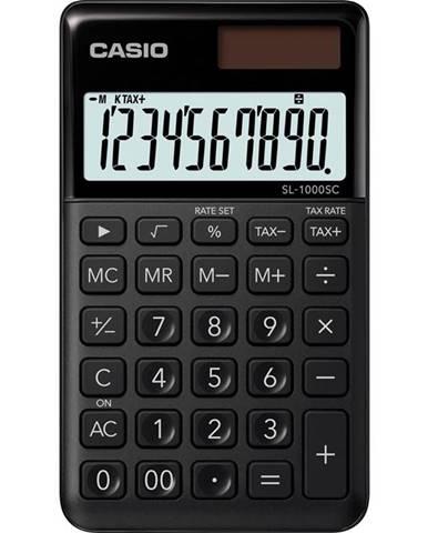 Kalkulačka Casio SL 1000 SC BK čierna