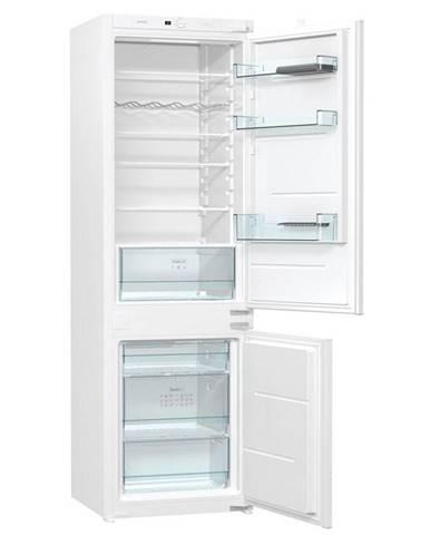 Kombinácia chladničky s mrazničkou Gorenje Rki4182e1 biele