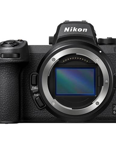 Digitálny fotoaparát Nikon Z 6II Body čierny
