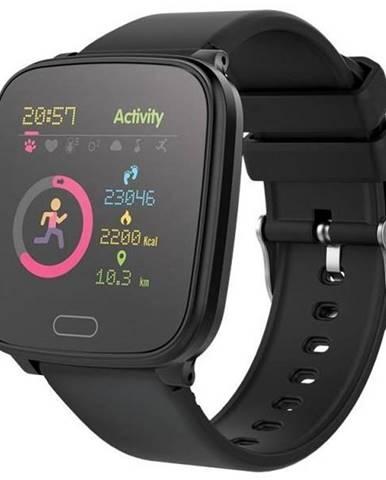Inteligentné hodinky Forever IGO JW-100 čierne