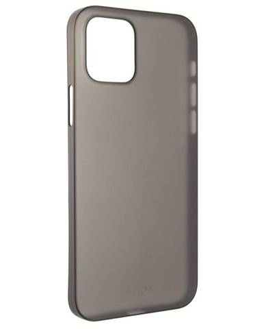 Kryt na mobil Fixed Peel na Apple iPhone 12/12 Pro - kouřový