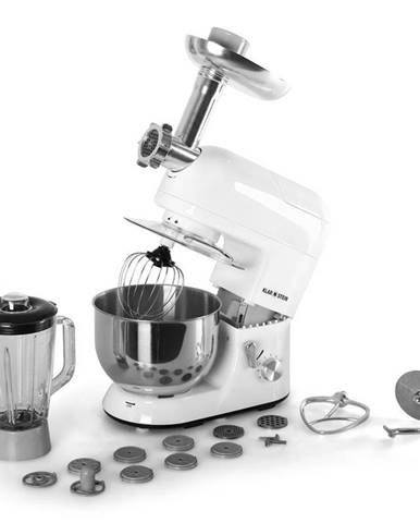 Kuchynský robot Klarstein Lucia Bianca biely