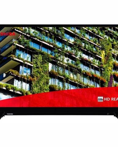 Televízor Toshiba 32W2063DG čierna