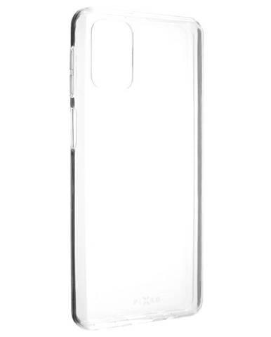 Kryt na mobil Fixed na Samsung Galaxy M31s priehľadný