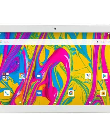 Tablet  Umax VisionBook T10 3G Plus strieborný/biely
