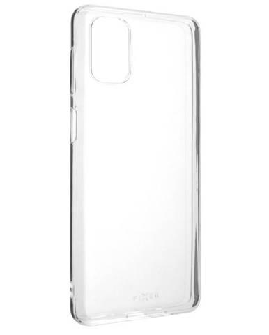 Kryt na mobil Fixed na Samsung Galaxy M51 priehľadný